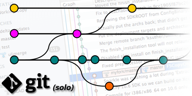 A Git Workflow For Solo Projects